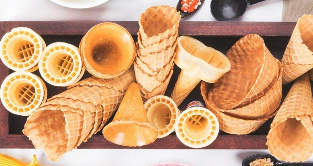 انواع نان بستنی
