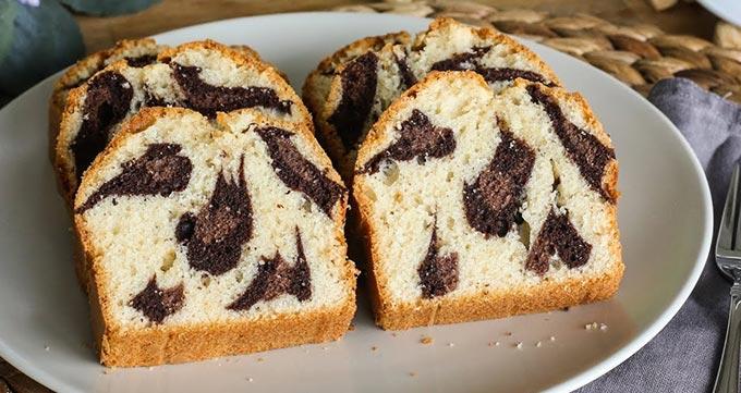 موتد مورد نیاز طرز تهیه کیک پلنگی