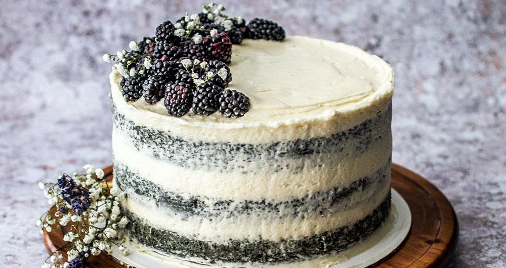 کیک شاهتوت