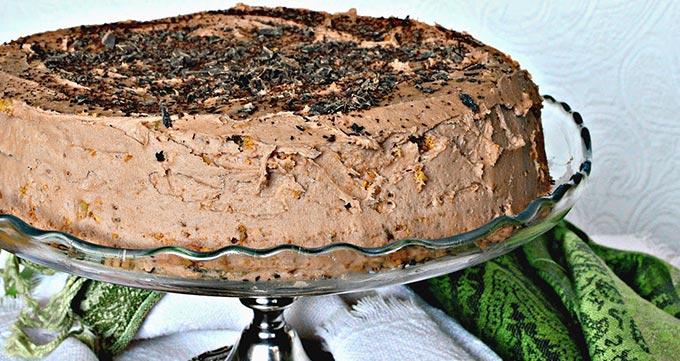 مواد لازم برای تهیه کیک موکا