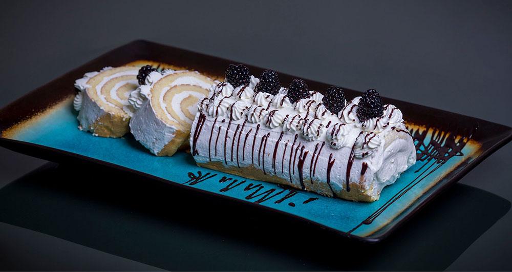 طرز تهیه کیک رولت سوئیسی