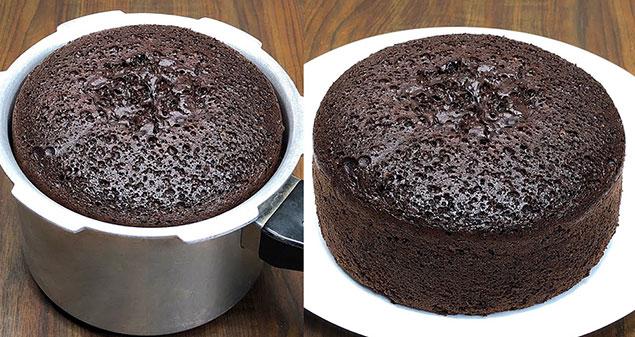 طرز تهیه کیک تابه ای، قسمت دوم