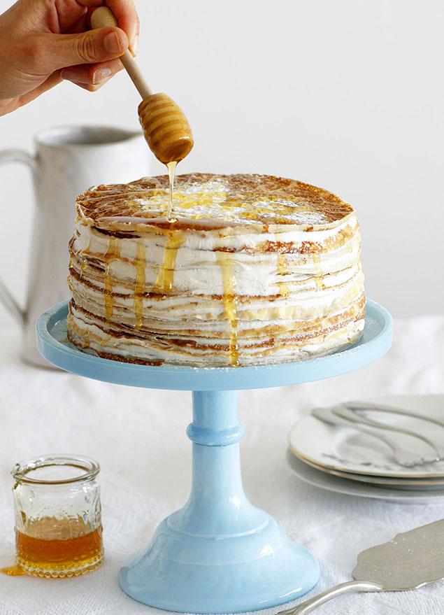 کیک مدوویک چیست؟