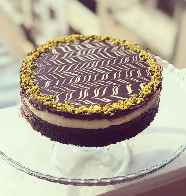ترفندهای دستور پخت کیک کوکو استار