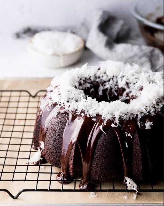 طرز تهیه کیک در خانه