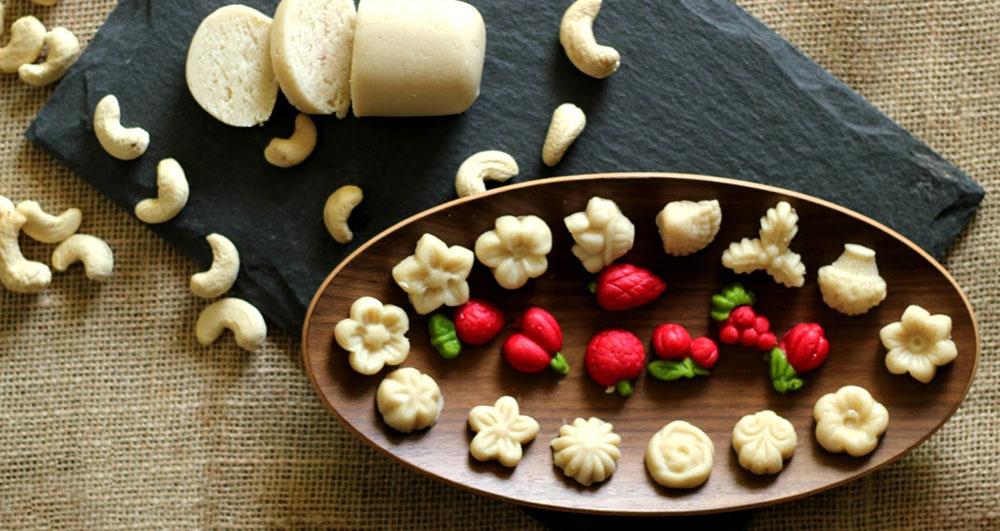 طرز تهیه شیرینی مارسبانی چگونه است؟