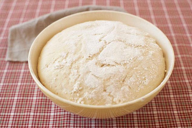 طرز تهیه خمیر مایه