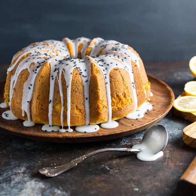 مراحلتهیه کیک خرفه
