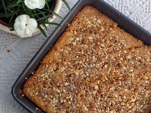 کیک شیرازی