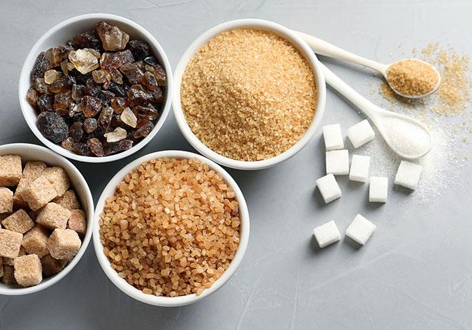 انواع شکر
