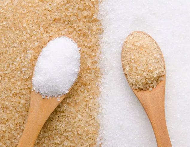 فرق شکر قهوه ای با شکر سفید
