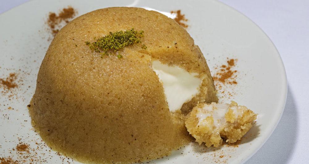 طرز تهیه کیک حلوا ایرمیک چگونه است؟